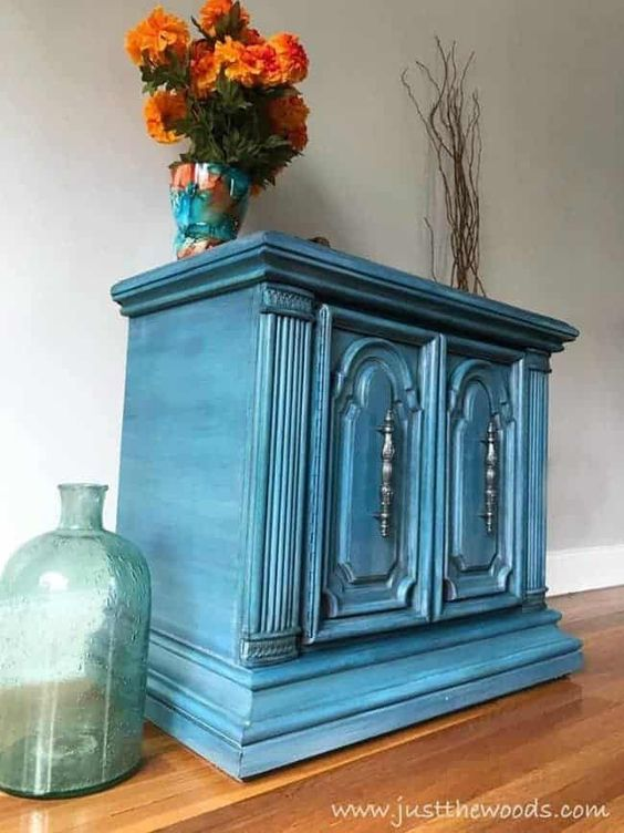 Painted Old Furniture 51 - Phenomenal Painted Old Furniture Ideas