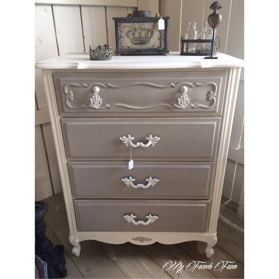 Painted Old Furniture 9 - Phenomenal Painted Old Furniture Ideas