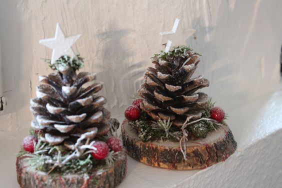 Pine Cone Projects 1 - 44+ Simple DIY Pine Cone Projects Ideas