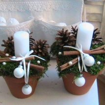 Pine Cone Projects 11 214x214 - 44+ Simple DIY Pine Cone Projects Ideas