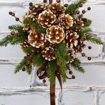 Pine Cone Projects 16 214x214 - 44+ Simple DIY Pine Cone Projects Ideas