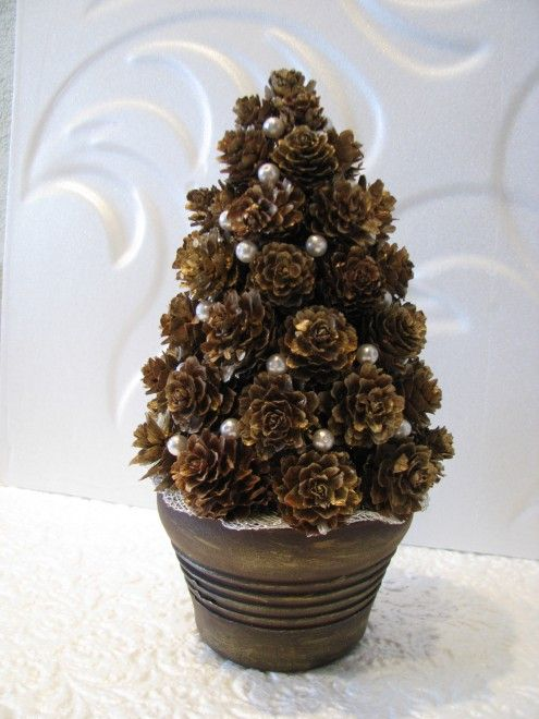 Pine Cone Projects 17 - 44+ Simple DIY Pine Cone Projects Ideas