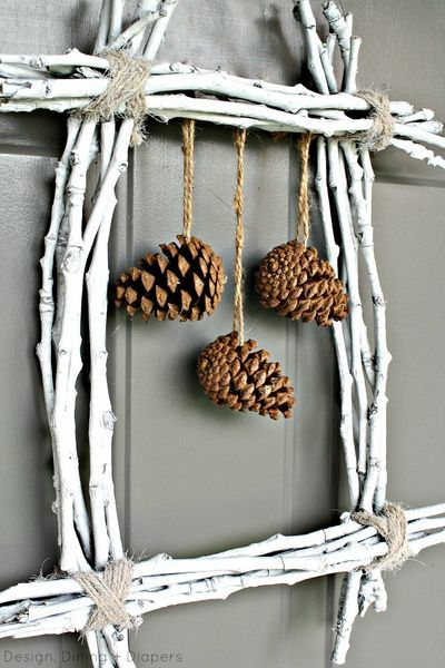 Pine Cone Projects 18 - 44+ Simple DIY Pine Cone Projects Ideas