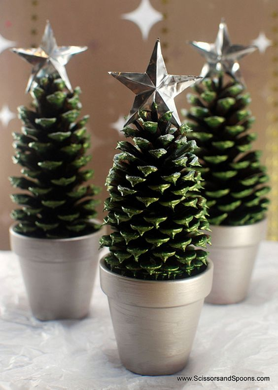 Pine Cone Projects 19 - 44+ Simple DIY Pine Cone Projects Ideas