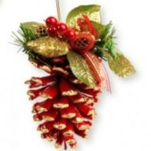 Pine Cone Projects 22 214x214 - 44+ Simple DIY Pine Cone Projects Ideas