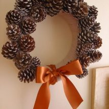 Pine Cone Projects 23 214x214 - 44+ Simple DIY Pine Cone Projects Ideas