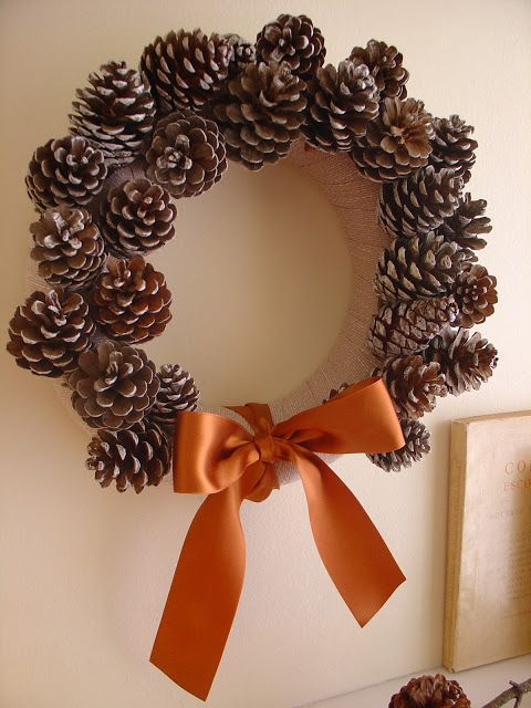Pine Cone Projects 23 - 44+ Simple DIY Pine Cone Projects Ideas