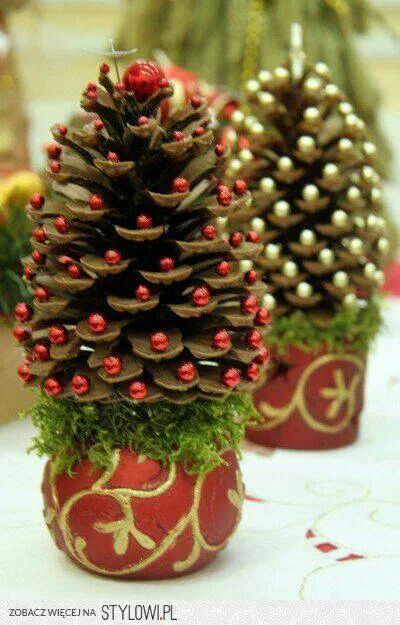 Pine Cone Projects 24 - 44+ Simple DIY Pine Cone Projects Ideas