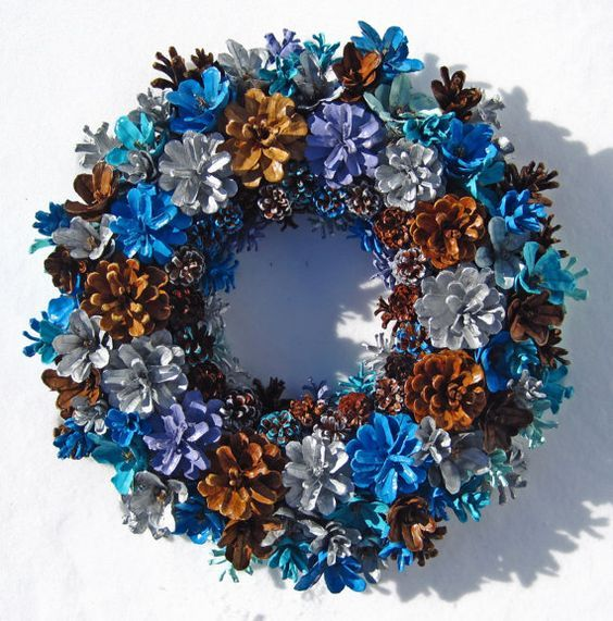Pine Cone Projects 25 - 44+ Simple DIY Pine Cone Projects Ideas