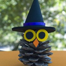 Pine Cone Projects 26 214x214 - 44+ Simple DIY Pine Cone Projects Ideas