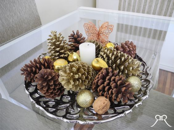 Pine Cone Projects 27 - 44+ Simple DIY Pine Cone Projects Ideas