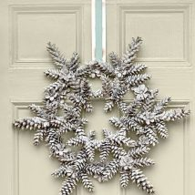 Pine Cone Projects 28 214x214 - 44+ Simple DIY Pine Cone Projects Ideas