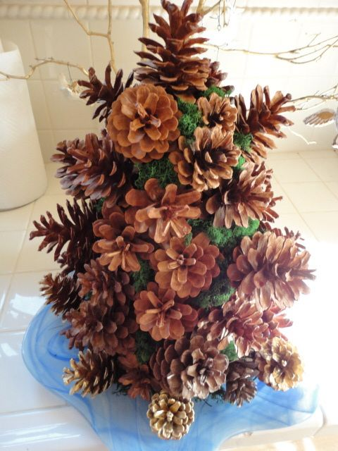 Pine Cone Projects 3 - 44+ Simple DIY Pine Cone Projects Ideas
