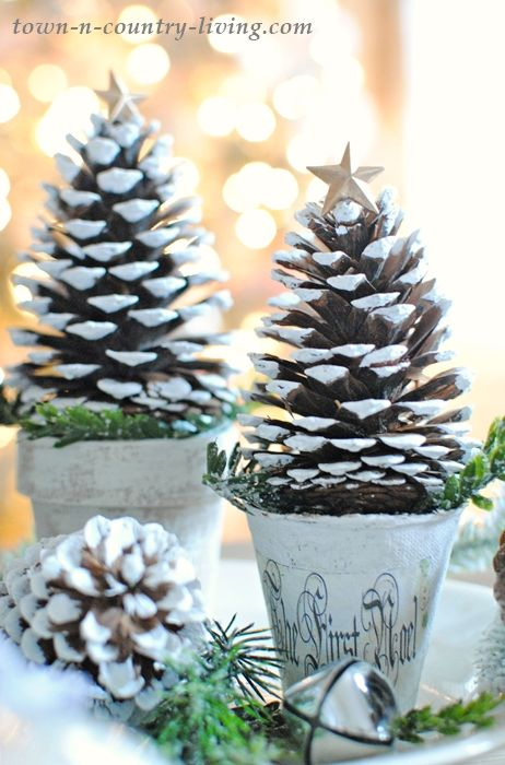 Pine Cone Christmas Tree Craft Project.44 Simple Diy Pine Cone Projects Ideas Diy Projects