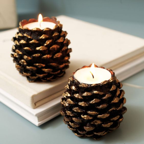 Pine Cone Projects 34 - 44+ Simple DIY Pine Cone Projects Ideas