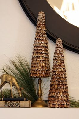 Pine Cone Projects 36 - 44+ Simple DIY Pine Cone Projects Ideas