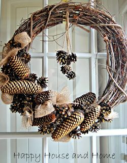 Pine Cone Projects 40 - 44+ Simple DIY Pine Cone Projects Ideas