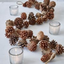 Pine Cone Projects 42 214x214 - 44+ Simple DIY Pine Cone Projects Ideas