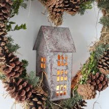 Pine Cone Projects 44 214x214 - 44+ Simple DIY Pine Cone Projects Ideas