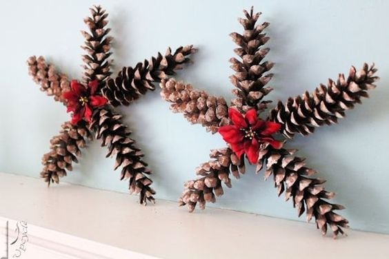 Pine Cone Projects 46 - 44+ Simple DIY Pine Cone Projects Ideas