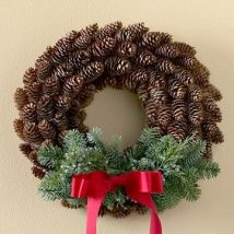 Pine Cone Projects 6 214x214 - 44+ Simple DIY Pine Cone Projects Ideas
