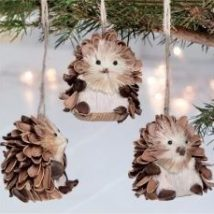 Pine Cone Projects 8 214x214 - 44+ Simple DIY Pine Cone Projects Ideas