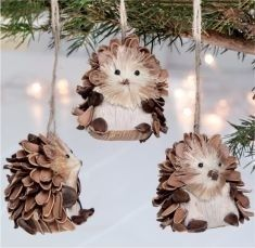 Pine Cone Projects 8 - 44+ Simple DIY Pine Cone Projects Ideas