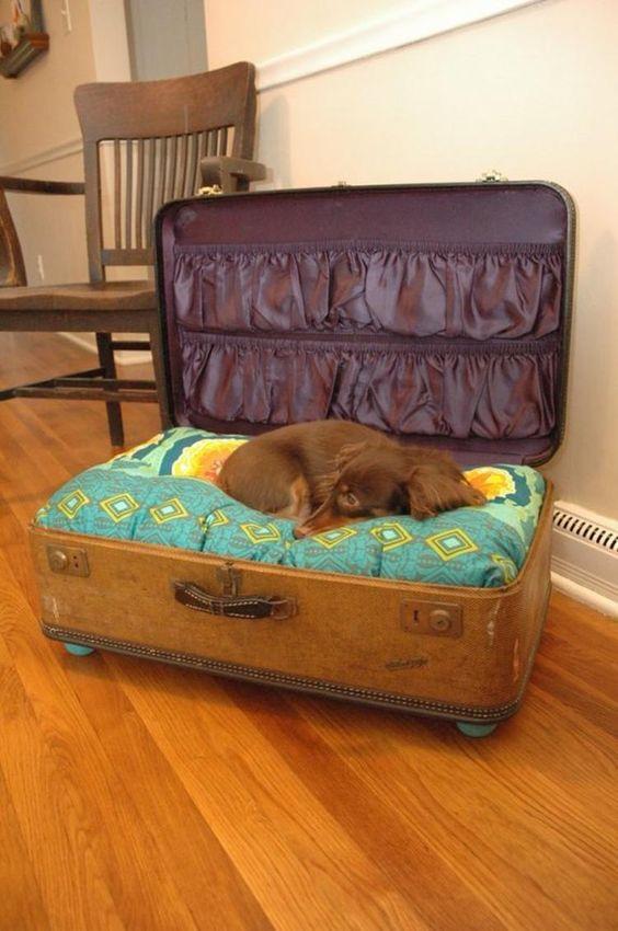 Resuse Old Luggage 13 - Breathtaking Reuse Old Luggage
