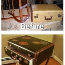 Resuse Old Luggage 17 214x214 - Breathtaking Reuse Old Luggage