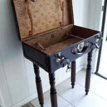 Resuse Old Luggage 24 214x214 - Breathtaking Reuse Old Luggage