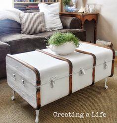 Resuse Old Luggage 26 - Breathtaking Reuse Old Luggage
