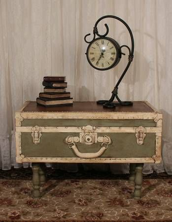Resuse Old Luggage 31 - Breathtaking Reuse Old Luggage