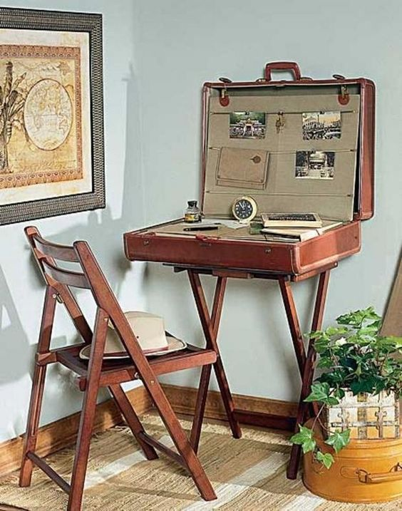 Resuse Old Luggage 39 - Breathtaking Reuse Old Luggage