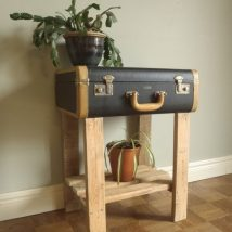 Resuse Old Luggage 43 214x214 - Breathtaking Reuse Old Luggage