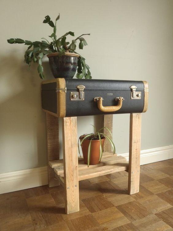 Resuse Old Luggage 43 - Breathtaking Reuse Old Luggage