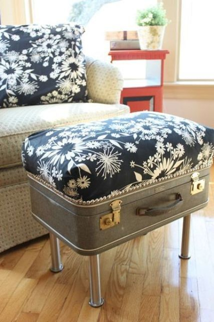 Resuse Old Luggage 44 - Breathtaking Reuse Old Luggage