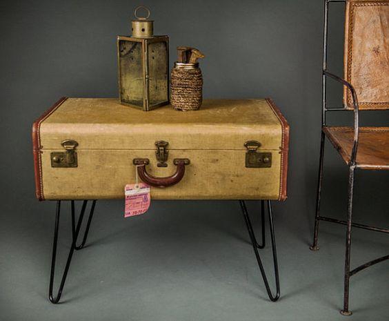 Resuse Old Luggage 47 - Breathtaking Reuse Old Luggage