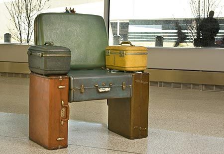 Resuse Old Luggage 5 - Breathtaking Reuse Old Luggage
